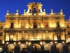 Salamanca. Ayuntamiento, en la Plaza Mayor