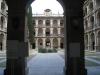 Patio de Santo Tomás de Villanueva. Universidad Cisriana Alcalá de Henares